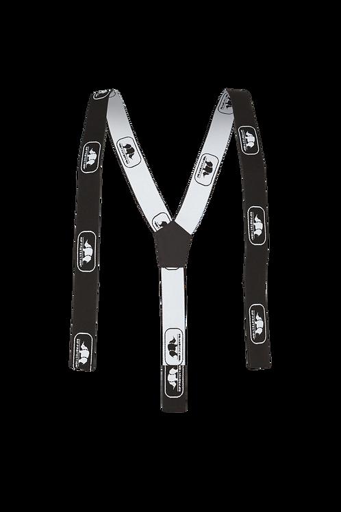 SIP - 4cm brede bretellen met velcro  (5SD4)