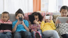 Screen time and summer holidays.......