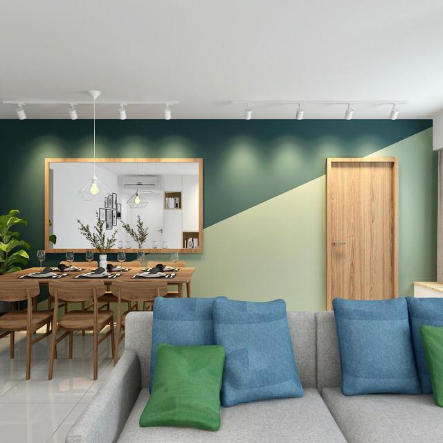scandinavian_private apartment