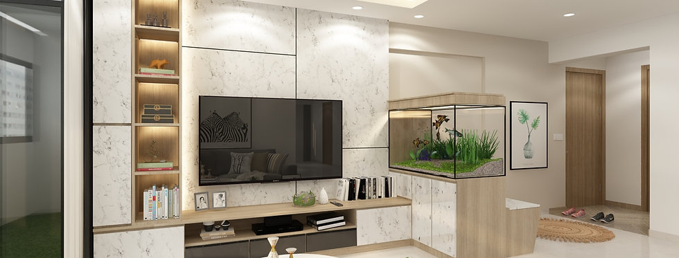 Resale 5 Room (Economy) Package