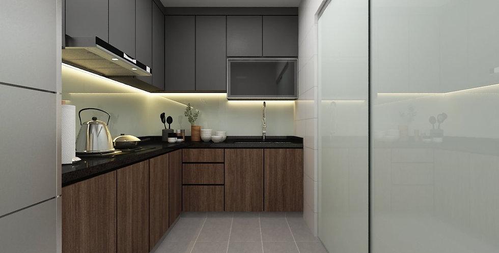 Resale Kitchen & Toilet Bundle