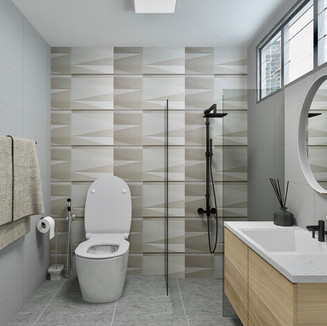bathroom renovation package modern contemporary