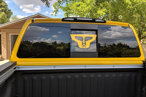 "Titan ""T""  Logo (Rear Window)"