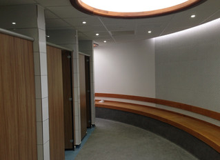 Staff Changing Rooms