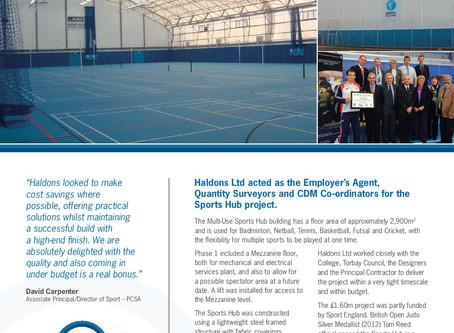 Paignton Community Sports Academy Phase 1