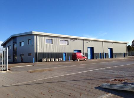 Taunton Deane Borough Council DLO Facility