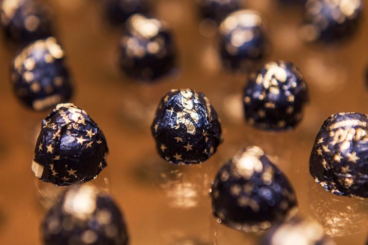 Perugia. Chocolate.