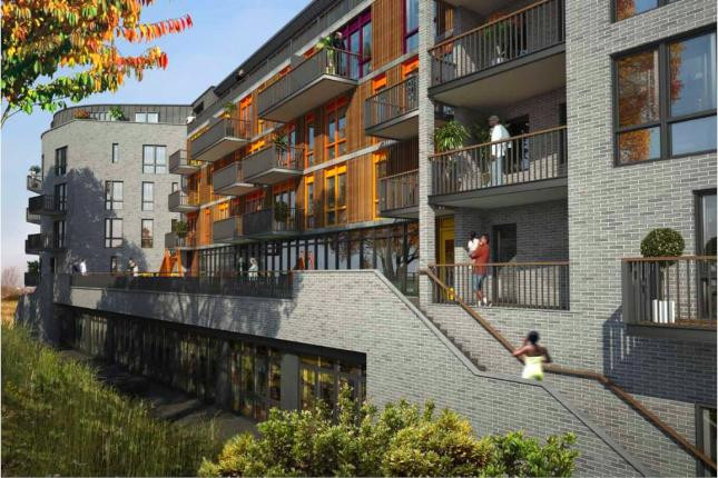 Hunts Wharf - Mixed Use Development