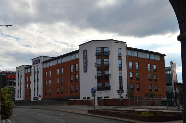 Premier Inn - High Wycombe