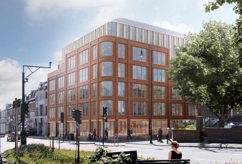 Wellington House - Office Development