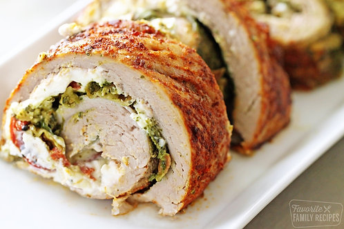 Stuffed Pork Loin - Tuesday, February 23rd