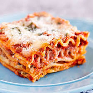 Beef Lasagna - Wednesday, February 24th
