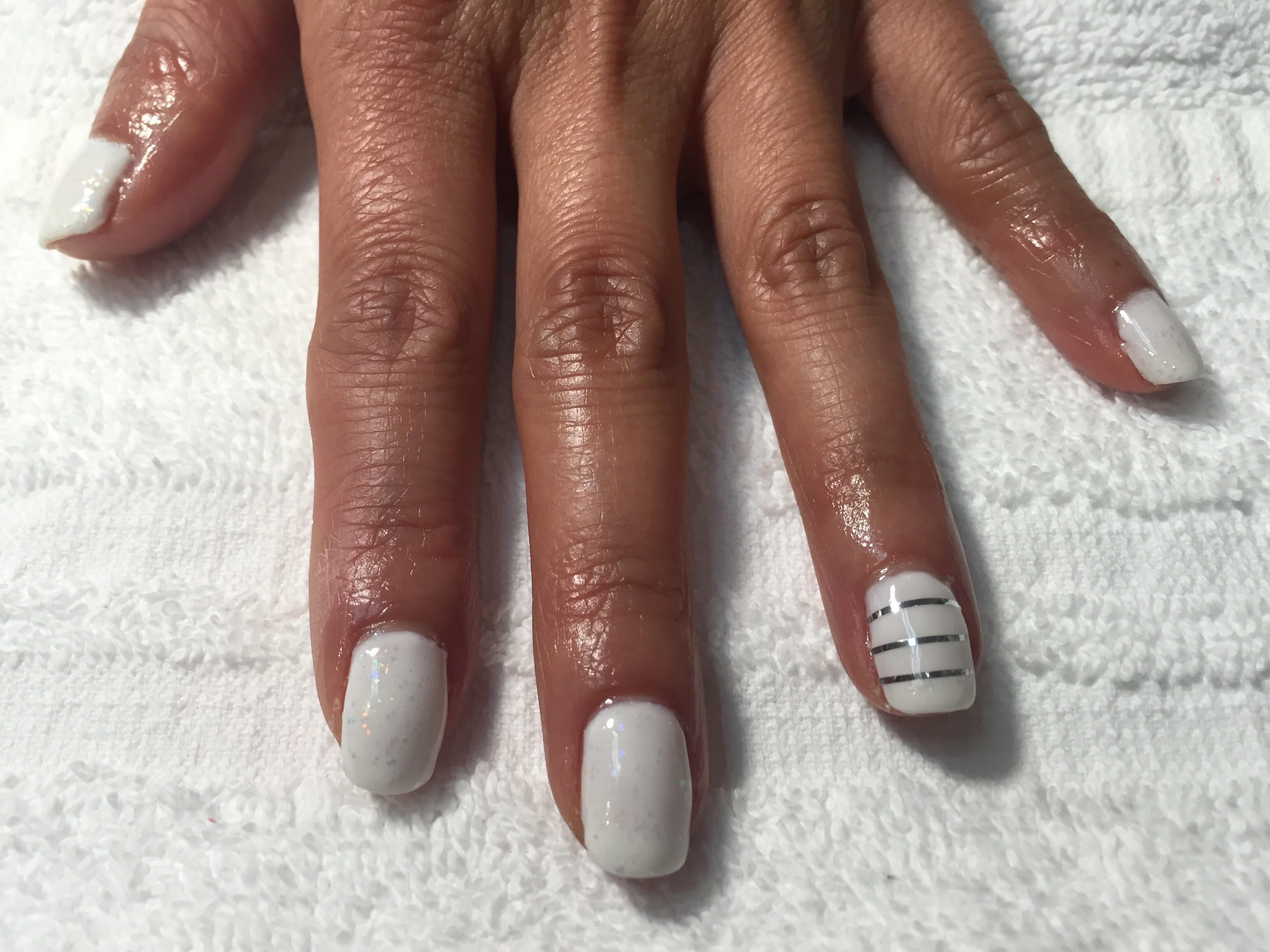 manicure by Amina