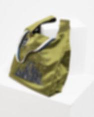 still life supermarket bag
