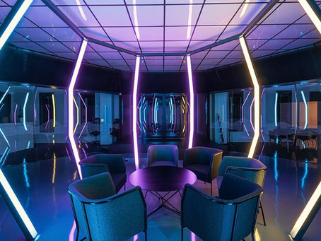 SEVEN OF THE COOLEST OFFICES FROM AROUND THE WORLD