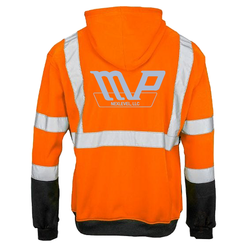 MPN HiVis Full-Zip Hoodie