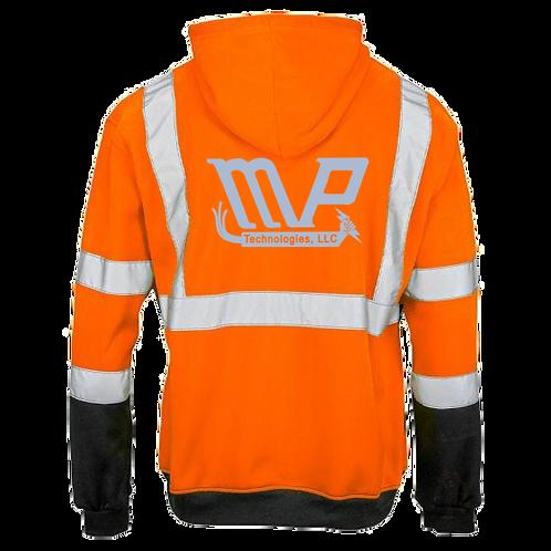 MPT HiVis Full-Zip Hoodie