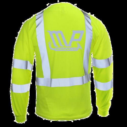 MPT HiVis Pocket LS Tshirt