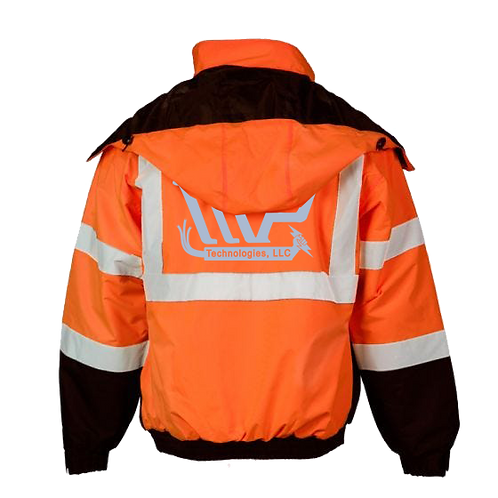 MPT HiVis Thermal Bomber Jacket