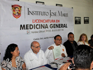 Apertura de Licenciatura en Medicina General