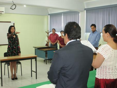 Directora de Educación Media Superior y Superior obtiene grado de Maestría en CeCIE