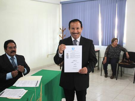 FEDERICO RANGEL LOZANO OBTIENE EL GRADO DE MAESTRÍA EN CeCIE