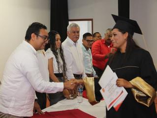 Instituto José Martí ha certificado Mil 500 alumnos: Barajas Yescas