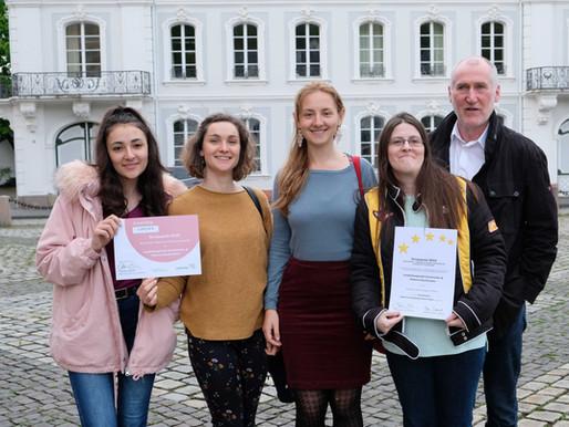 """""""Passagen in Portbou"""" erhält Europa-Sonderpreis"""