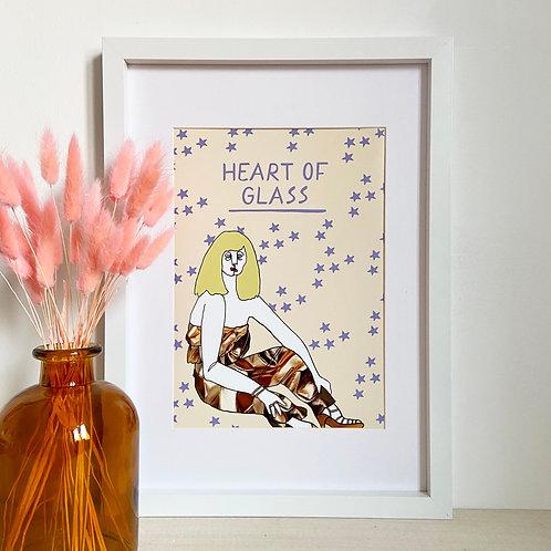 Debbie Harry Print