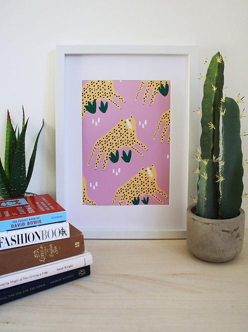 Leopards Print