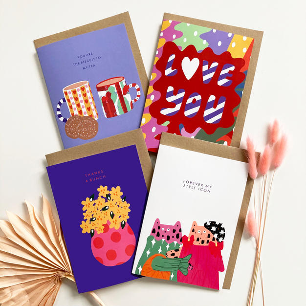 Nearest & Dearest Card Bundle