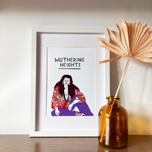 Wuthering Heights Print