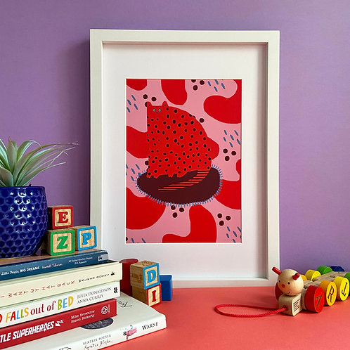 Red Cat Print