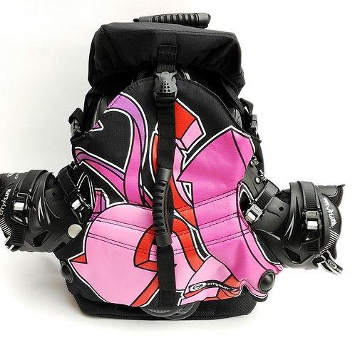 Mochila Cityrun Pink