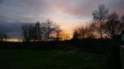 December Quidhampton Meadows