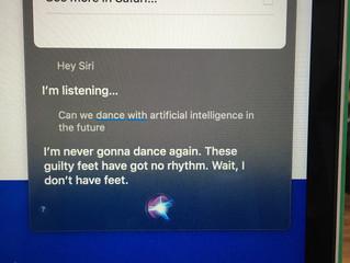 Siri にいろいろ聞いてみた