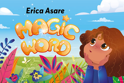 Magic Word- eBook version