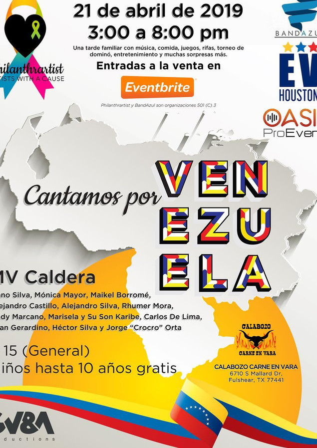Cantamos por Venezuela