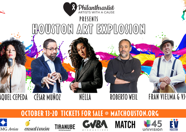 Houston Art Explosion