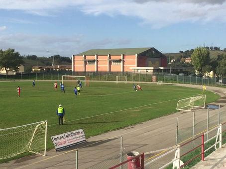 USD Manciano vs. Castiglioncello 0-3