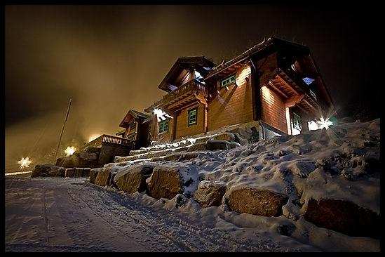 Arontunet Lodge
