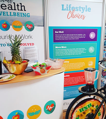 NHS Smoothie Bikes by Blend N Bike