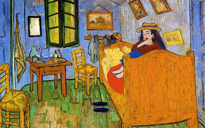 Stanza Van Gogh
