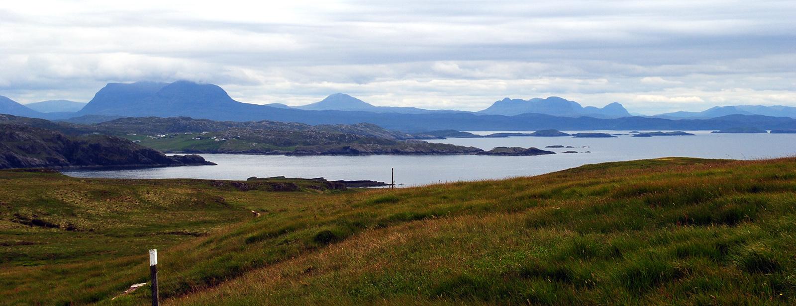 View from Handa Island