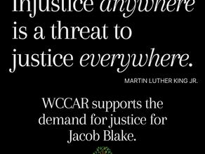 #JusticeForJacobBlake