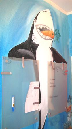 Vegan killer whale