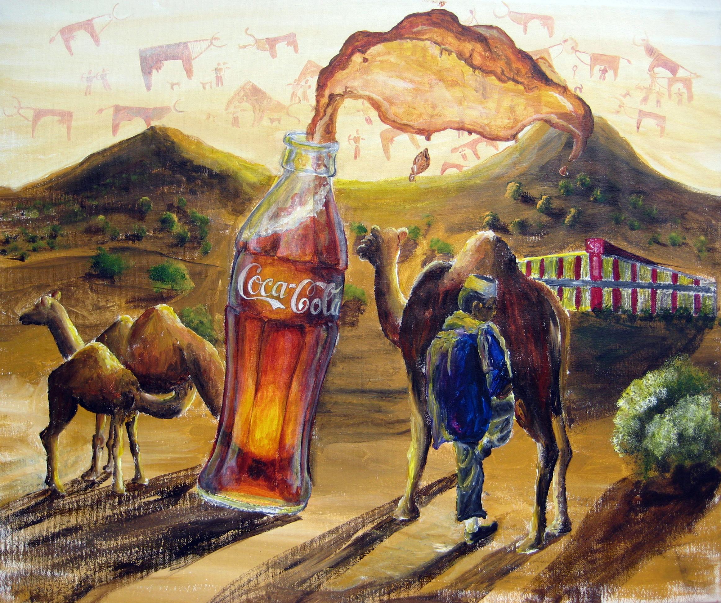 Coke dreams