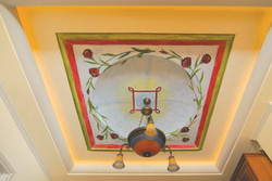Ceiling plafond