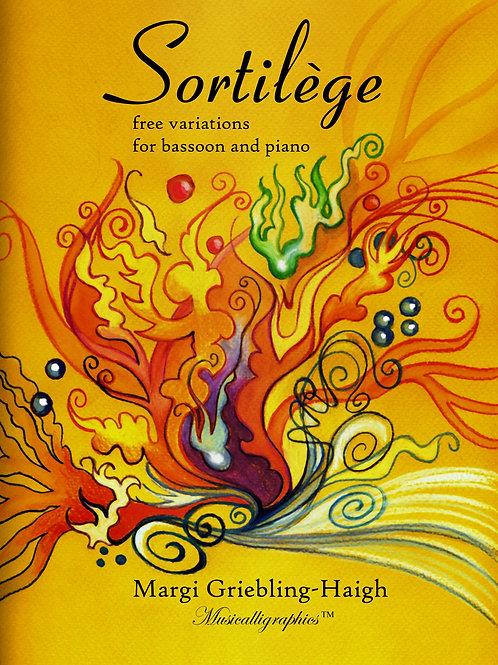 Sortilège for Bassoon & Piano (Score & Part)