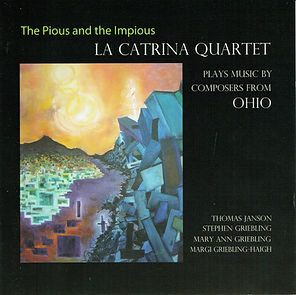 The Pious and the Imious Catrina Quartet